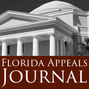 Florida Appeals Journal